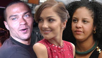 Jesse Williams Divorcing Wife and Hangin' with Minka Kelly