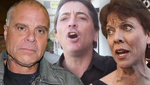 Erin Moran's Brother Threatens Scott Baio, Calls Out 'Tiny' Manhood