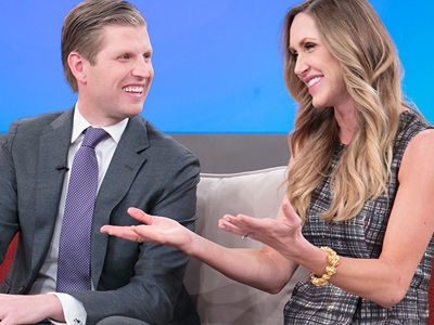 Eric Trump Claps Back at Chelsea Handler & More Celebs Who Bashed Wife's Pregnancy