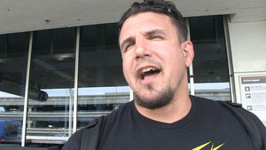 EX-UFC CHAMP FRANK MIR SCREW DOPING BAN ... I'll Fight In Japan