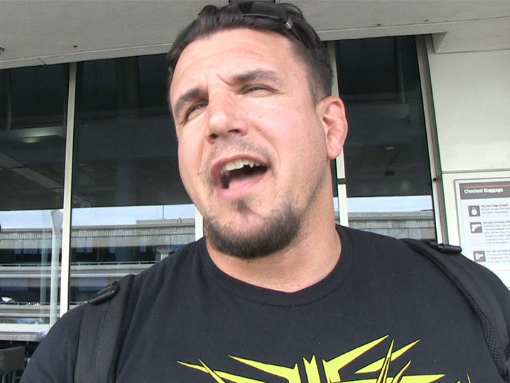Ex-UFC Champ Frank Mir Says Screw USADA Doping Ban, I'll Fight In Japan (VIDEO)