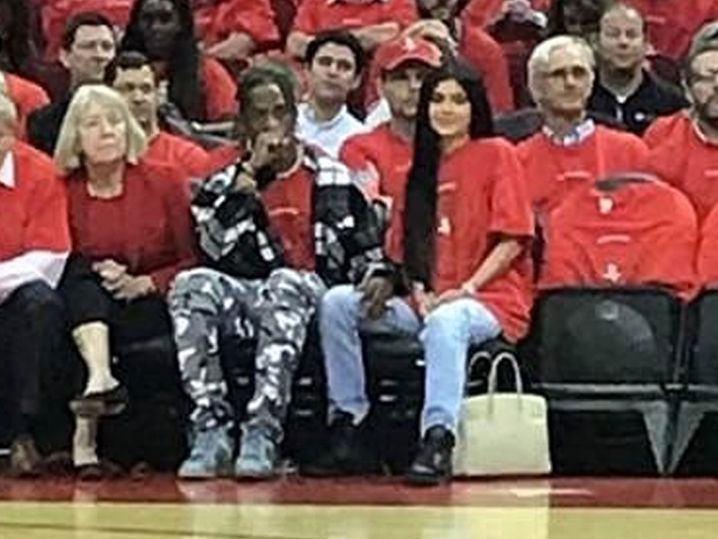 Kylie Jenner and Travis Scott Get Even Closer After Holding Hands at Coachella