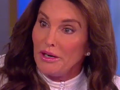 See What Caitlyn REALLY Thinks About Trump Now -- And Talks Issue with Kris Jenner!