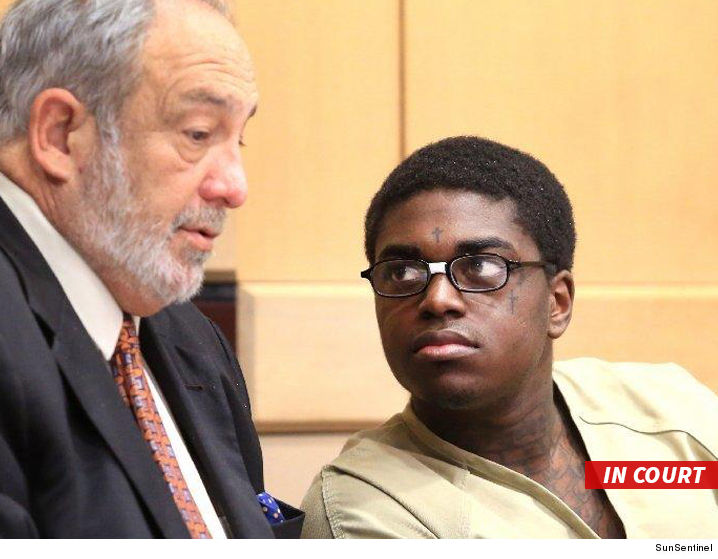 Kodak Black Found Guilty of Violating House Arrest at Strip Club