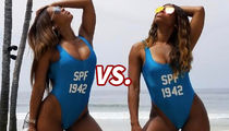 Malika vs. Khadijah ... Who'd You Rather?! (Swimsuit Twins Edition)