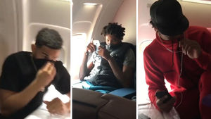 Toronto Raptors Star Farts on Team Plane, Teammates Stinkin' Mad