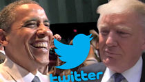 Barack Obama Disses President Trump Over Tweet Storms