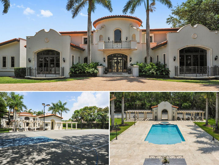 Lamar Odom's Florida House Can Be Yours for a Cool $5.2 Million!!! (PHOTO GALLERY)