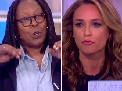 'The View' Gets HEATED Over Trump's Tax Plan -- See Whoopi & Jed Battle It Out!
