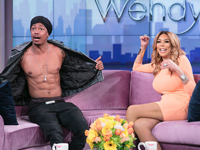 Wendy GRILLS Nick on Whether He's Still Banging Mariah, Her Diva Antics & More!