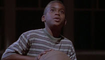 Young Michael Jordan in 'Space Jam' 'Memba Him?!