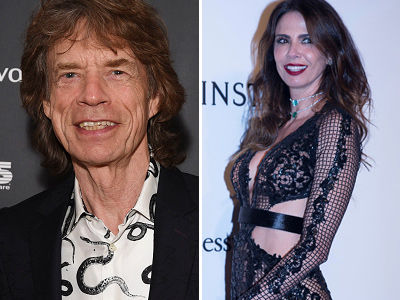 Get a Look at Mick Jagger's 17-Year-Old Love Child as He Steps Out with HOT Model Mom