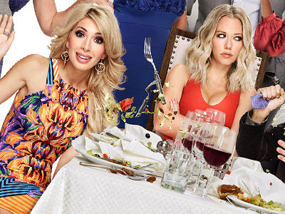 Kendra Puts Farrah Abraham & Her Mom on BLAST -- See Who She FOUGHT with on New Show!