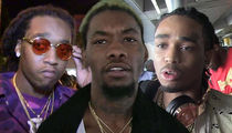 Migos Responds to Theft Lawsuit: We're in L.A., Bitch!!!