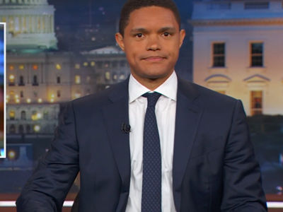 Trevor Noah to People Blasting Obama's Paid Speech: 'F*** That and F*** You' (Video)