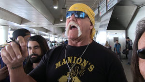 Hulk Hogan Keeps All of His Used Bandanas, Hundreds of 'Em!