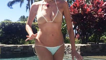 Guess Which 59 Year Old Star Shared This Sexy Bikini Selfie