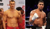 Wladimir Klitschko vs. Anthony Joshua ... Who'd You Rather?! (Total Knockout Edition)