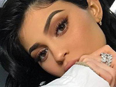 Kylie Jenner Flaunts MAJOR Under-Boob In Barely-There Top
