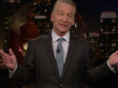 See Why Bill Maher Thinks Donald Trump Is a 'Whiny Little B****' (Video)