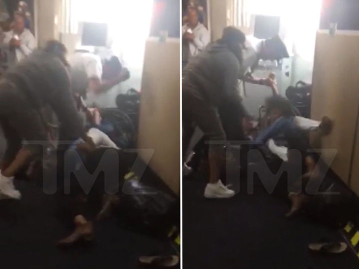 Delta Air Lines Pilot Hits Passenger During Fight at Atlanta Airport (VIDEO)
