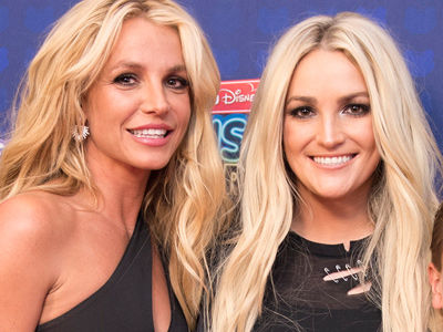 Britney Honored by Family at Radio Disney Awards -- Wait'll You See Her Two Boys NOW!