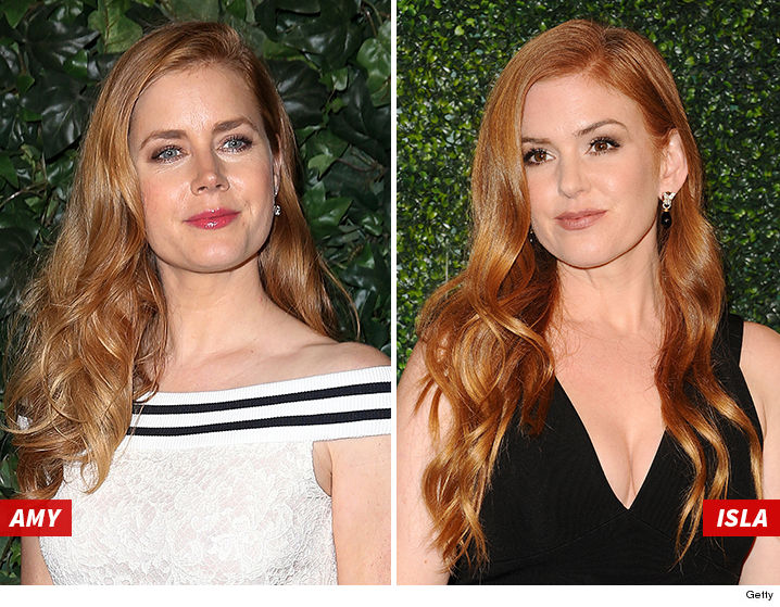 1  Kathy Hilton Amy Adams Isla Fisher