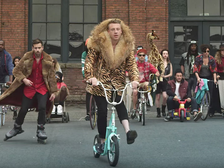 Macklemore Amp Ryan Lewis Sued For Thrift Shop Amp Neon