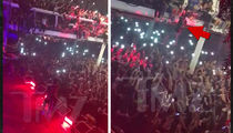 Travis Scott Fans Leap From Balcony in NYC (VIDEOS)
