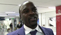 Akon Sued by Business Partner for $150 Million