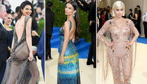 2017 Met Gala Fashion -- Hits, Runs and Errors (PHOTO GALLERY)