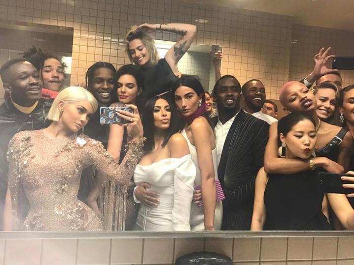 Kardashian West, Rihanna, Pharrell, Madonna on the Met Gala red carpet