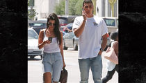 Kourtney Kardashian No Longer Hiding Her Young, Hot Model (PHOTOS)
