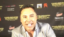 Oscar De La Hoya Invites Trump to Canelo Fight, See What Mexicans Can Do! (VIDEO)