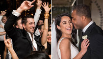 Aaron Rodgers Partied His Face Off at Randall Cobb's Wedding
