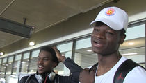 Future NCAA Stars Say They'll Wear Lonzo's Shoe ... If It's Free (VIDEO)