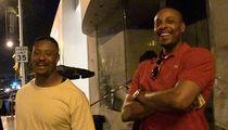 Paul Pierce & Willie McGinest Say Key to Retirement ... Championship. (VIDEO)