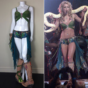 Britney Spears Costumes -- The eBay Auction