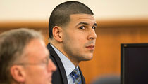Aaron Hernandez Suicide Note to Fiancee Released, 'You're Rich!' (PHOTO)