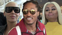 Amber Rose's Sexy 'Mask Off' Video with Future Cool with Blac Chyna (VIDEOS)