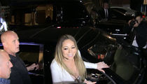 Mariah Carey Gets Maybach as Birthday Gift But It's No Big Deal (360 VIDEO)