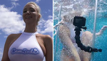 Porn Star Bitten by Shark While Filming Underwater Scene (VIDEO + PHOTO)