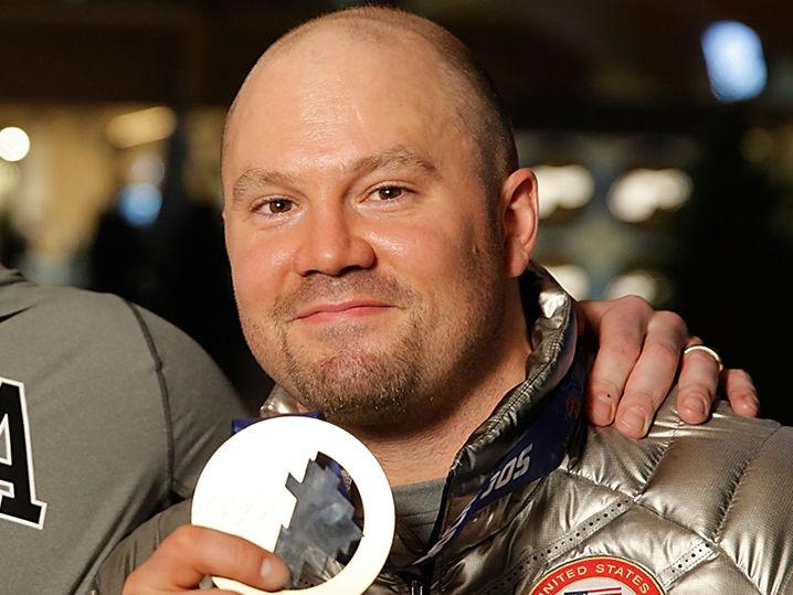 Team USA Bobsledder Steven Holcomb Dead at 37