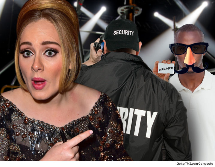 Adele Phony Manager Busted For Trying to Scam Kendrick