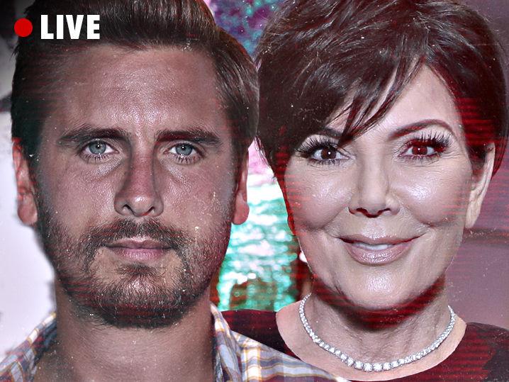 TMZ Live: Kris Jenner: Sides With Scott Disick