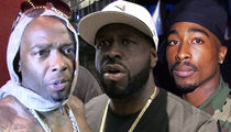 Treach Stands Up for Tupac, Drops Violent Diss Track Against Funkmaster Flex (AUDIO + VIDEO)