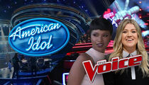 'American Idol' Ready To Go To War With 'The Voice Over Judges/Coaches