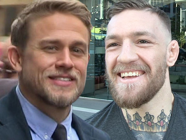 Charlie Hunnam Modeled King Arthur After Conor McGregor
