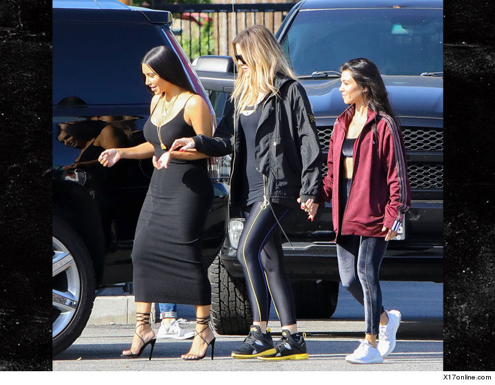 The Kardashians Were Spotted Filming at Planned Parenthood in Los Angeles
