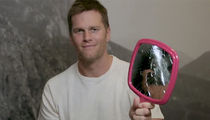 Tom Brady Mocks Madden Curse, Breaks Mirror, Walks Under Ladder (VIDEO)